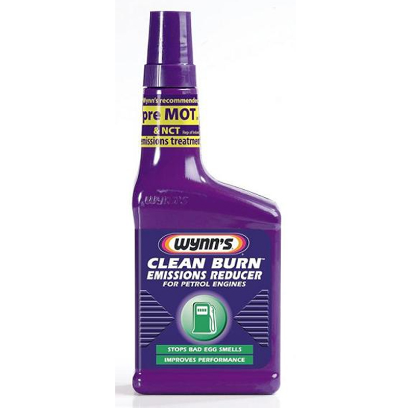 Clean Burn - Tratament noxe benzina 325ml
