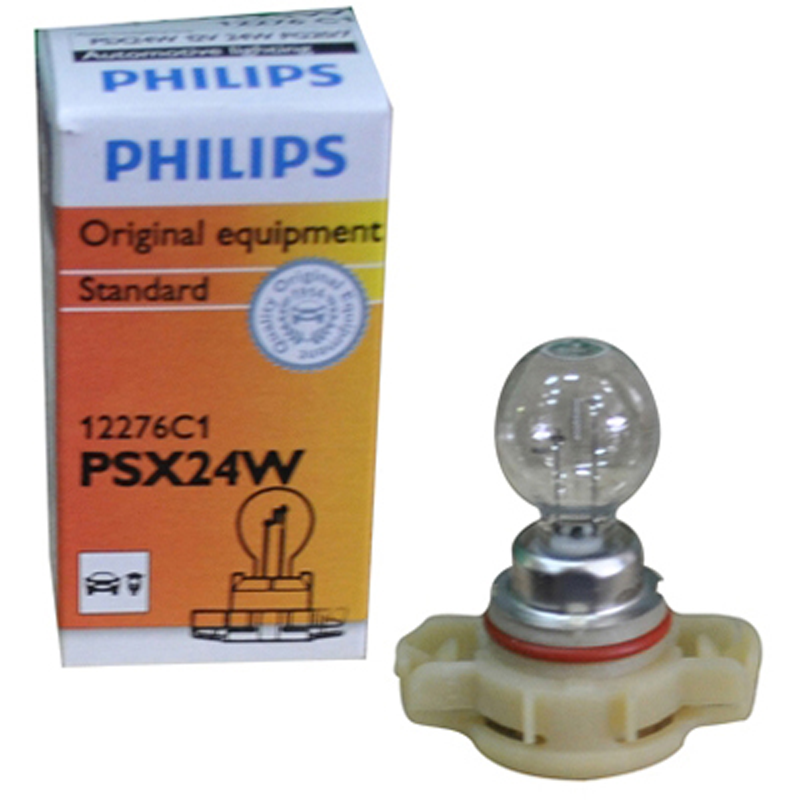 Bec Proiector 12V 24W Pg20/7 (Cutie) Philips